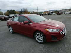 Used 2020 Ford Fusion Hybrid SE Sedan for Sale in Richfield Springs, NY