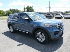 New 2020 Ford Explorer XLT SUV for Sale in Richfield Springs, NY