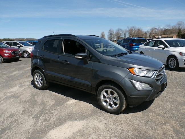 New 2019 Ford EcoSport SE SUV for Sale in Richfield Springs, NY