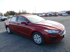 New 2020 Ford Fusion S Sedan for Sale in Richfield Springs, NY