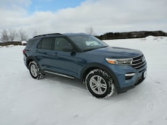 Used 2020 Ford Explorer XLT SUV for Sale in Richfield Springs, NY