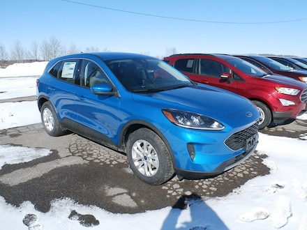 Featured New 2021 Ford Escape SE SUV in Richfield Springs, NY