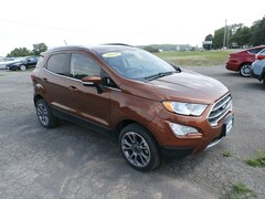 Used 2019 Ford EcoSport Titani WAGON for Sale in Richfield Springs, NY