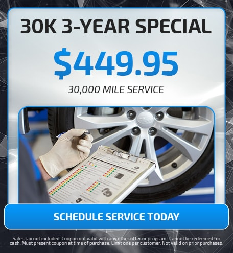 30K 3-YEAR SPECIAL