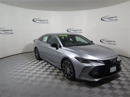 Avalon For Sale >> New 2019 Toyota Avalon For Sale At Copeland Toyota Vin