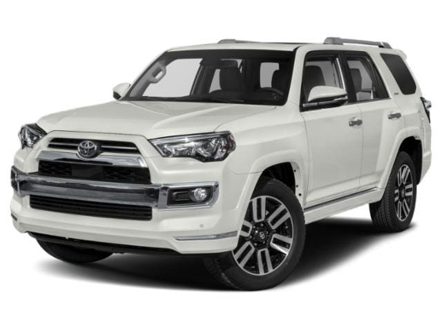 New 2021 Toyota 4Runner Limited SUV for sale in Brockton, MA