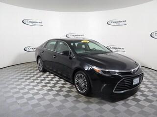 Used 2016 Toyota Avalon Limited Sedan for sale in Brockton, MA