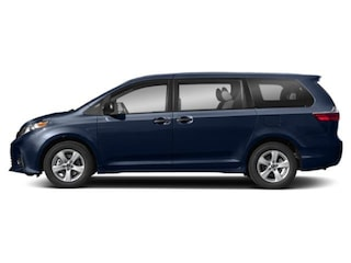 New 2020 Toyota Sienna XLE 8 Passenger Van for sale in Brockton, MA