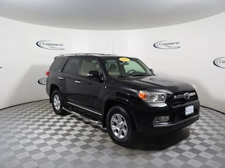 Used 2013 Toyota 4Runner SR5 4WD SUV for sale in Brockton, MA