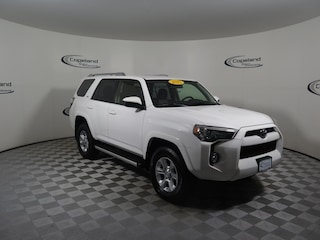 Used 2017 Toyota 4Runner SR5 4WD SUV for sale in Brockton, MA