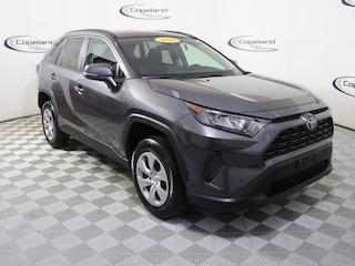 New 2020 Toyota RAV4 LE SUV for sale in Brockton, MA