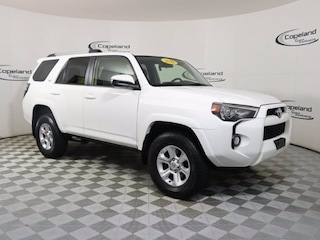 Used 2019 Toyota 4Runner SR5 Premium SUV for sale in Brockton, MA