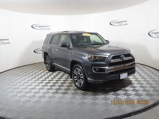 Used 2017 Toyota 4Runner Limited SUV for sale in Brockton, MA