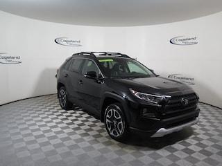 New 2019 Toyota RAV4 Adventure SUV for sale in Brockton, MA