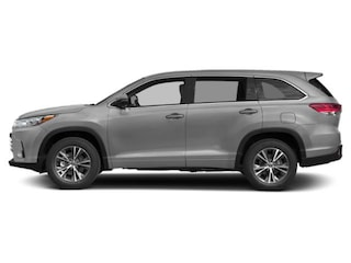 New 2019 Toyota Highlander LE Plus V6 SUV for sale in Brockton, MA