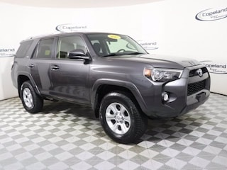 Used 2017 Toyota 4Runner SR5 SUV for sale in Brockton, MA