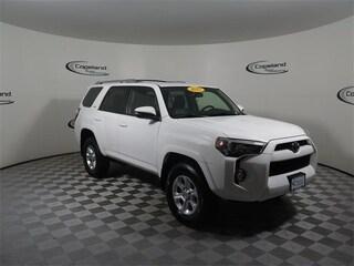 Used 2017 Toyota 4Runner SR5 Premium SUV for sale in Brockton, MA