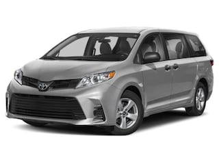 New 2020 Toyota Sienna LE 8 Passenger Van for sale in Brockton, MA