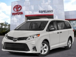 New 2019 Toyota Sienna LE 8 Passenger Van for sale in Brockton, MA