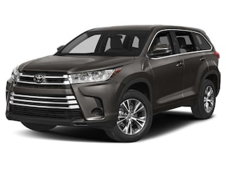 New 2019 Toyota Highlander LE V6 SUV for sale in Brockton, MA