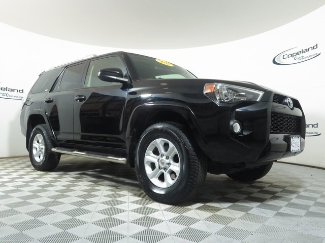 Used 2015 Toyota 4Runner SR5 SUV for sale in Brockton, MA