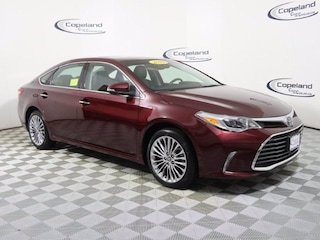 New 2018 Toyota Avalon Limited Sedan for sale in Brockton, MA