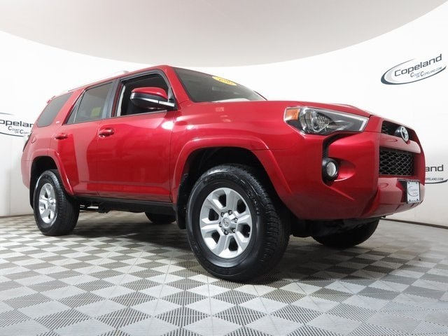 Used 2016 Toyota 4Runner SR5 SUV for sale in Brockton, MA