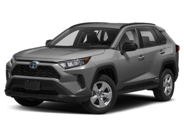 New 2021 Toyota RAV4 Hybrid LE SUV for sale in Brockton, MA