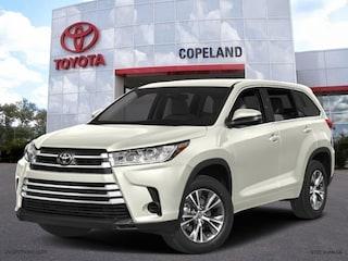 New 2019 Toyota Highlander LE V6 SUV for sale in Brockton, MA
