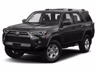 New 2020 Toyota 4Runner SR5 Premium SUV for sale in Brockton, MA