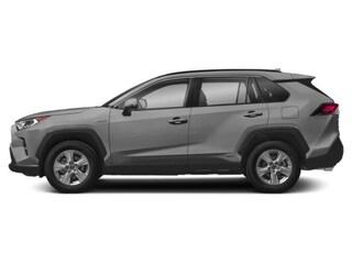 New 2020 Toyota RAV4 Hybrid LE SUV for sale in Brockton, MA