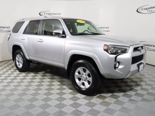 Used 2018 Toyota 4Runner SR5 Premium SUV for sale in Brockton, MA