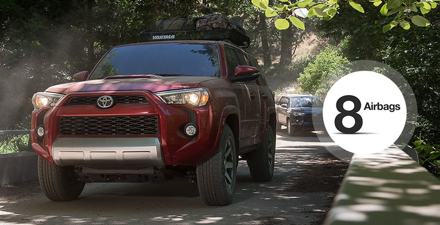2019 Toyota 4Runner Safety