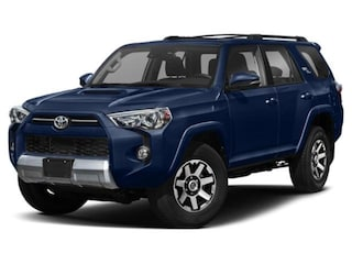 New 2020 Toyota 4Runner TRD Off Road SUV for sale in Brockton, MA
