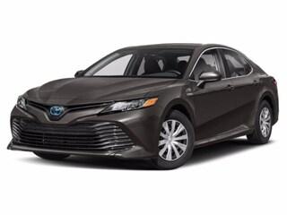 New 2020 Toyota Camry Hybrid LE Sedan for sale in Brockton, MA