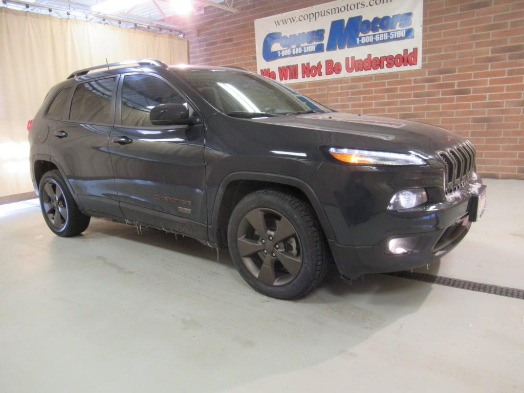 2016 Jeep Cherokee 75th Anniversary Latitude 75th Anniversary  SUV