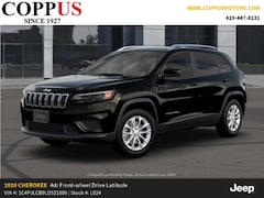 New 2020 Jeep Cherokee LATITUDE FWD Sport Utility in Tiffin, OH