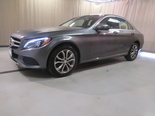 2017 Mercedes-Benz C 300 4matic w/Nav AWD C 300 4MATIC  Sedan