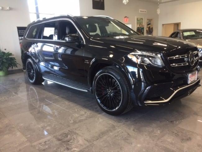 2017 Mercedes-Benz GLS AMG GLS 63 AWD AMG GLS 63 4MATIC  SUV