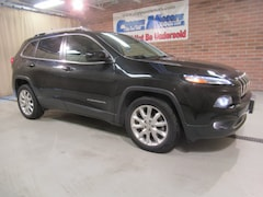 2015 Jeep Cherokee Limited Limited  SUV
