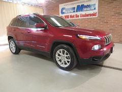 New 2015 Jeep Cherokee Latitude Latitude  SUV in Tiffin, OH