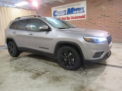 New 2019 Jeep Cherokee ALTITUDE FWD Sport Utility in Tiffin, OH