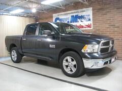 New 2016 Ram 1500 4X4 Big Horn 4x4 Big Horn  Crew Cab 5.5 ft. SB Pickup in Tiffin, OH