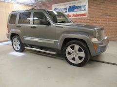 New 2012 Jeep Liberty Jet Edition 4x4 Jet Edition  SUV in Tiffin, OH
