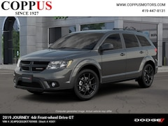 New 2019 Dodge Journey GT Sport Utility in Tiffin, OH