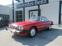 New 1989 Mercedes-Benz 560-Class 560 SL 560 SL  Convertible in Tiffin, OH