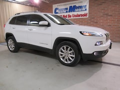 New 2015 Jeep Cherokee Limited 4x4 Limited  SUV in Tiffin, OH