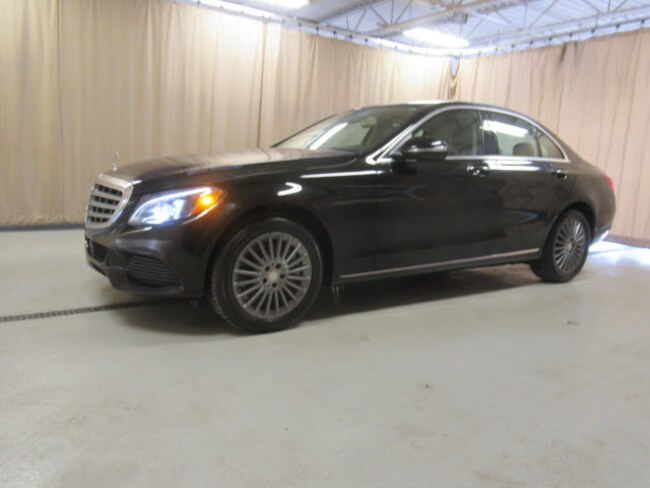 2015 Mercedes-Benz C 300 4matic AWD C 300 4MATIC  Sedan