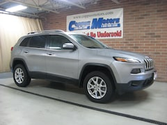 New 2014 Jeep Cherokee 4X4 Latitude w/ Nav 4x4 Latitude  SUV in Tiffin, OH