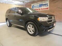 New 2012 Dodge Durango Crew w/Nav AWD Crew  SUV in Tiffin, OH